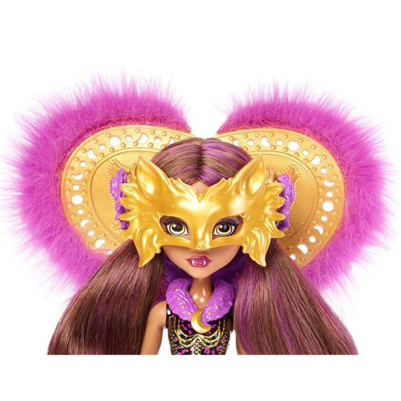 Papusa Clawdeen Wolf Transformarea Monster High Ghoul To Wolf 4