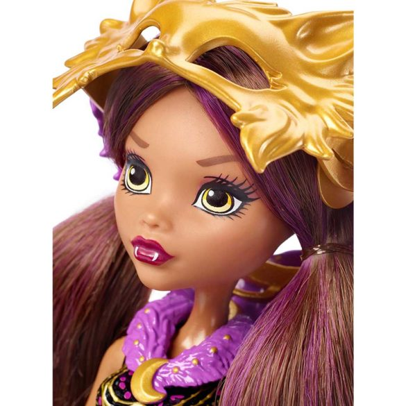 Papusa Clawdeen Wolf Transformarea Monster High Ghoul To Wolf 5