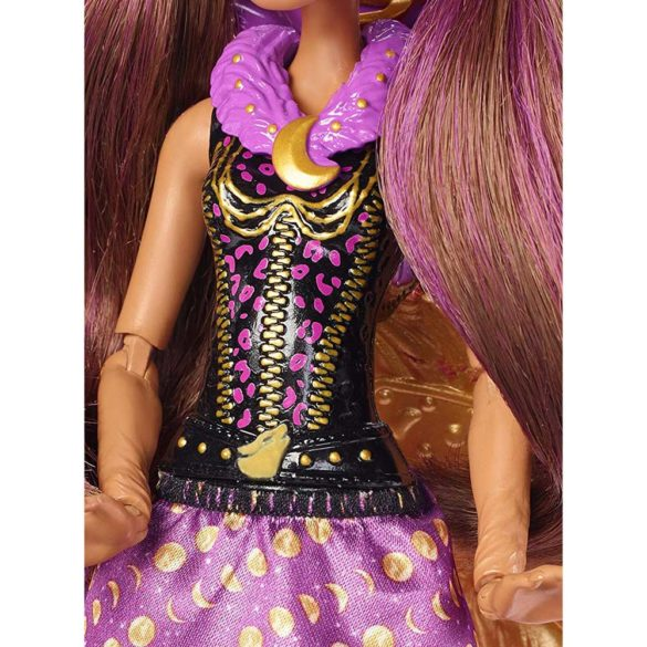 Papusa Clawdeen Wolf Transformarea Monster High Ghoul To Wolf 6