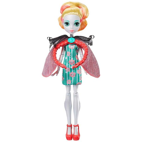 Papusa Lagoona Blue Transformarea Monster High Ghoul To Mermaid 3