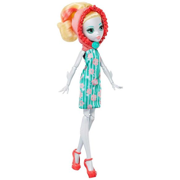 Papusa Lagoona Blue Transformarea Monster High Ghoul To Mermaid 4