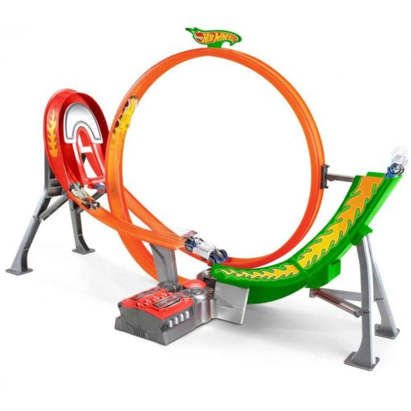 Pista Hot Wheels Power Shift Raceway cu 5 Masinute 1