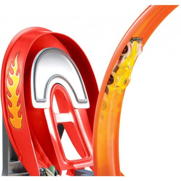 Pista Hot Wheels Power Shift Raceway cu 5 Masinute 3