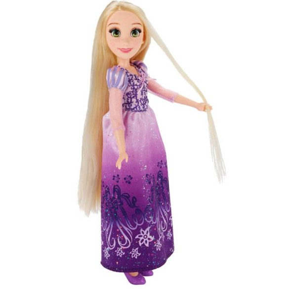 Printesele Disney Papusa Rapunzel Stralucirea Roiala 2