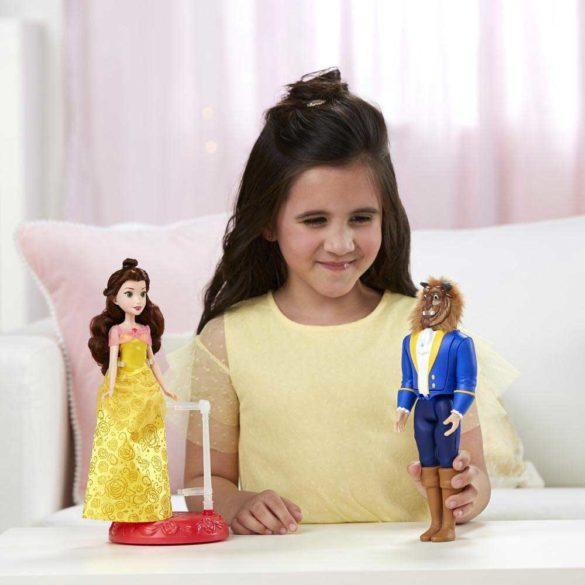 Set de doua Papusi Disney Belle si Bestia la Dansul Regal 3