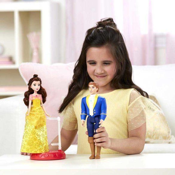 Set de doua Papusi Disney Belle si Bestia la Dansul Regal 5