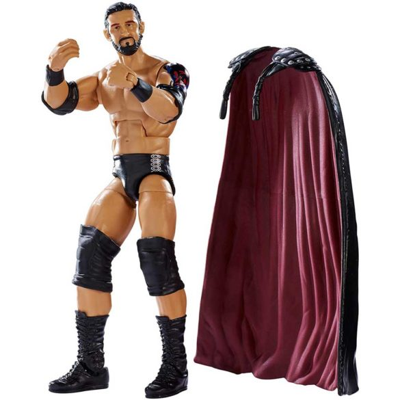 WWE Seria Elite 34 Figurina de Actiune Bad News Barrett 2