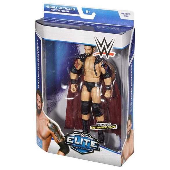 WWE Seria Elite 34 Figurina de Actiune Bad News Barrett 5