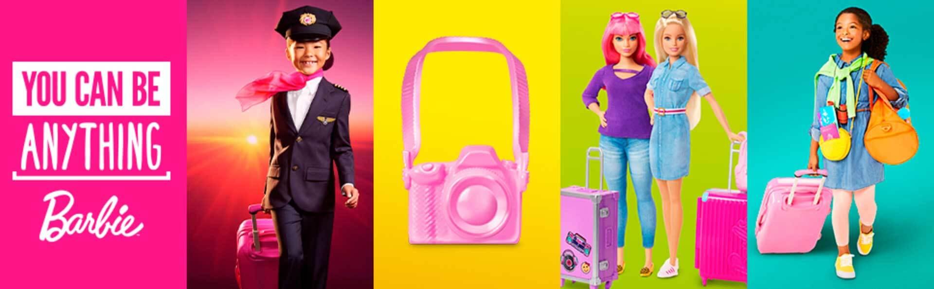 colectia de papusi Barbie