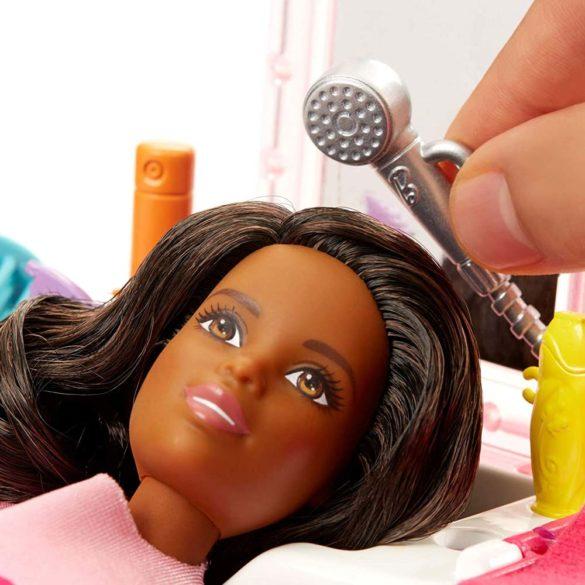 Barbie Setul de Joaca la Salon cu Papusa 5