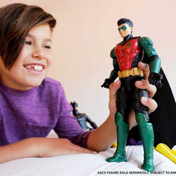 Batman Missions Figurina Robin cu Miscari Reale 4