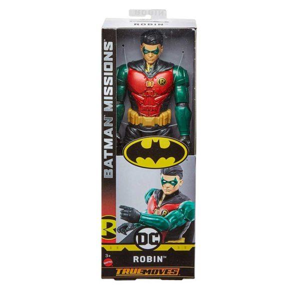 Batman Missions Figurina Robin cu Miscari Reale 6