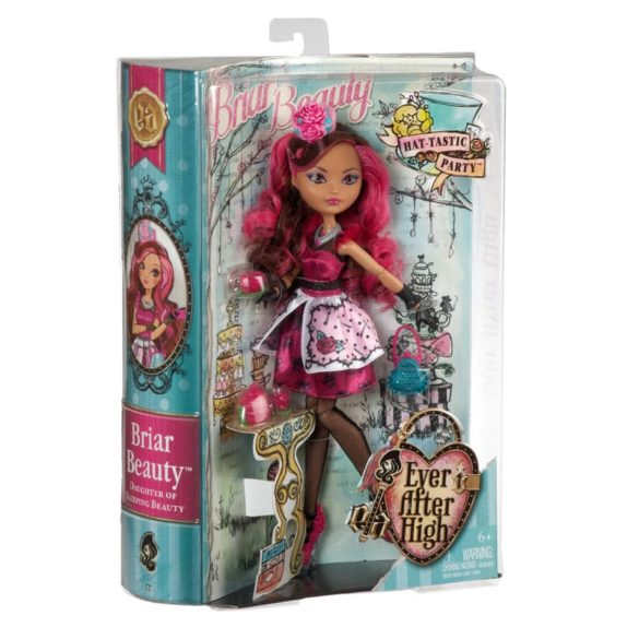 Ever After High Hat Tastic Papusa Briar Beauty 6