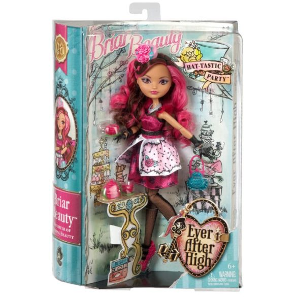 Ever After High Hat Tastic Papusa Briar Beauty 7