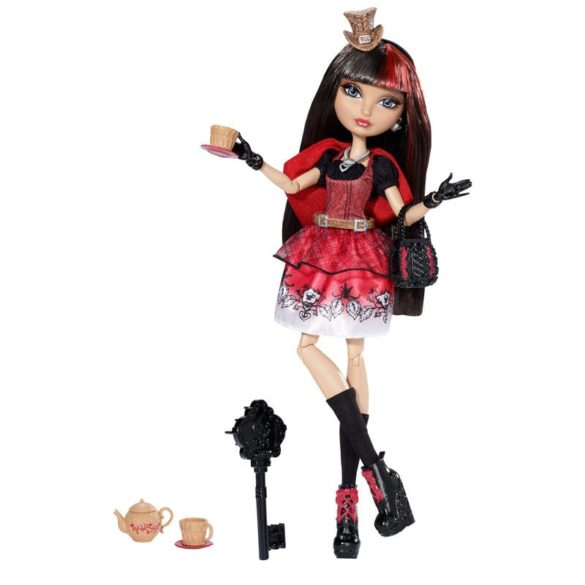 Ever After High Hat Tastic Papusa Cerise Hood 1