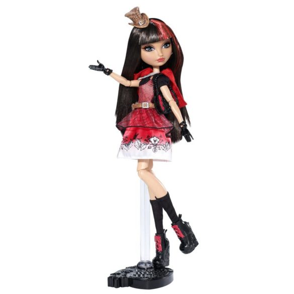 Ever After High Hat Tastic Papusa Cerise Hood 2