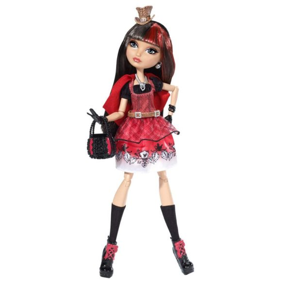 Ever After High Hat Tastic Papusa Cerise Hood 3