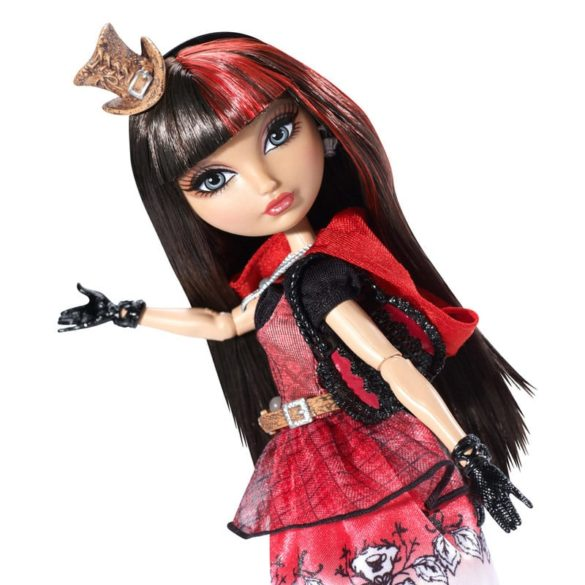 Ever After High Hat Tastic Papusa Cerise Hood 4