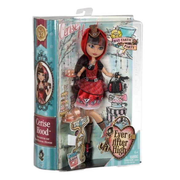 Ever After High Hat Tastic Papusa Cerise Hood 6