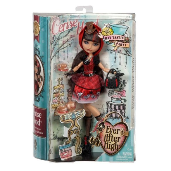 Ever After High Hat Tastic Papusa Cerise Hood 7