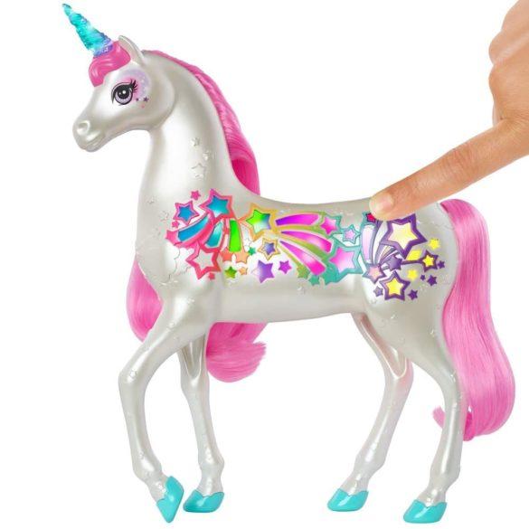 Figurina Mattel Barbie Dreamtopia Unicorn stralucitor cu sunete si lumini 5