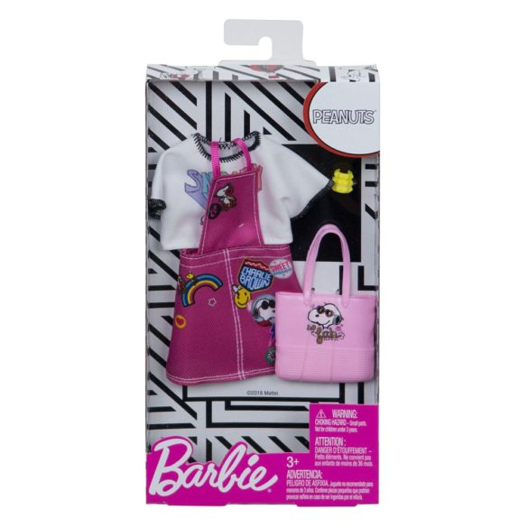Hainute Barbie din Desene Peanuts Model 3 2
