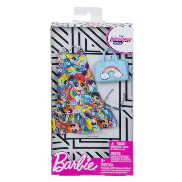 Hainute Barbie din Desene PowerPuff Girls Model 1 2
