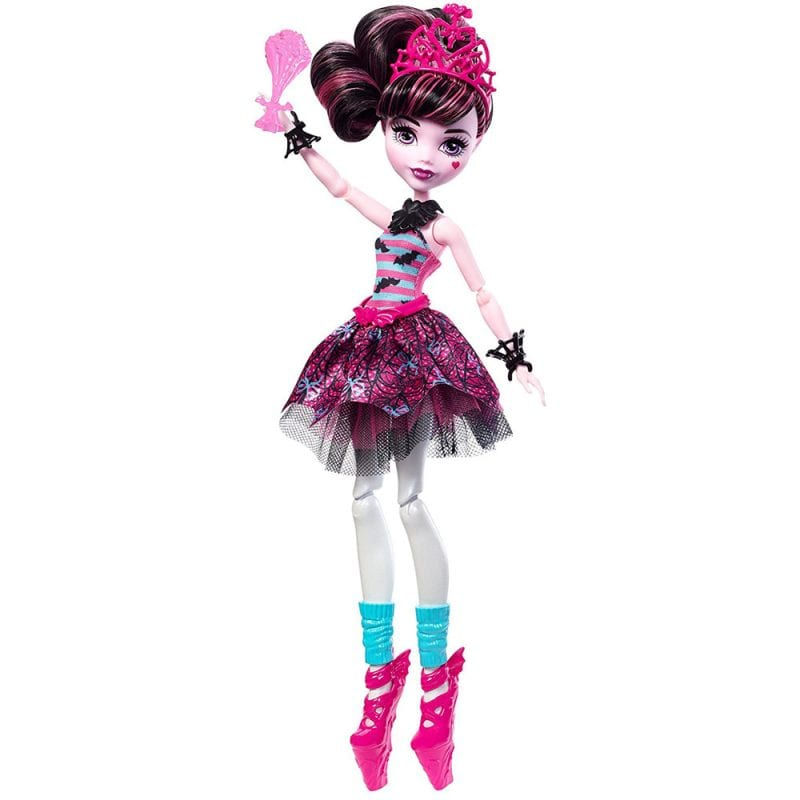 Monster High Balerine Papusa Draculaura