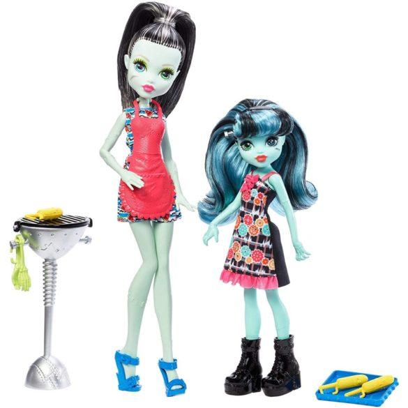 Monster High Family Papusa Frankie Stein si Alivia Stein 1