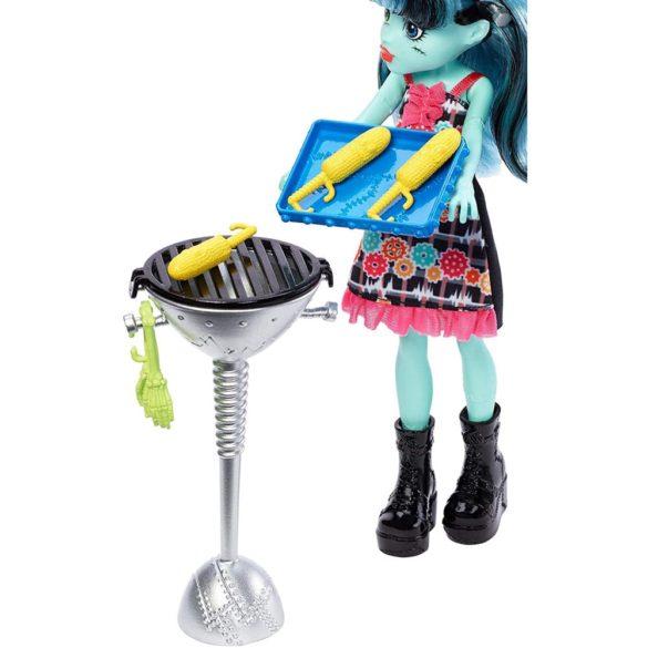 Monster High Family Papusa Frankie Stein si Alivia Stein 4