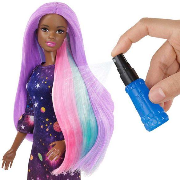 Papusa Barbie Bruneta cu Accesorii pentru Vopsirea Parului 3