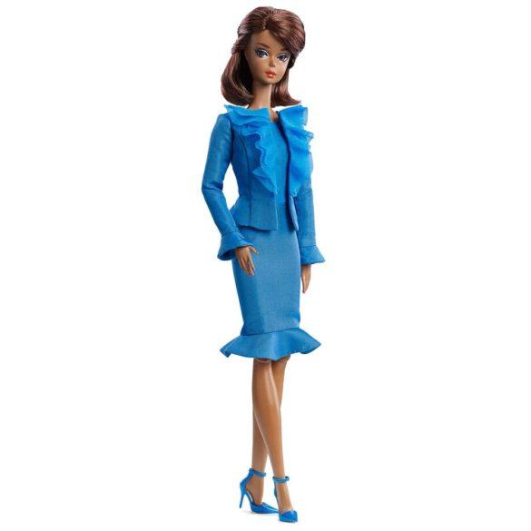 Papusa Barbie Fashion Model de Colectie City Chic Silkstone Gold Label 1