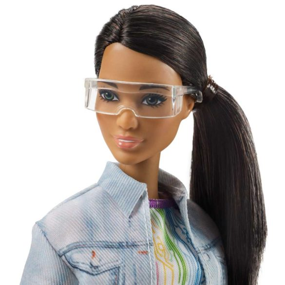 Papusa Barbie Inginer Robotica Robotics Engineer 5