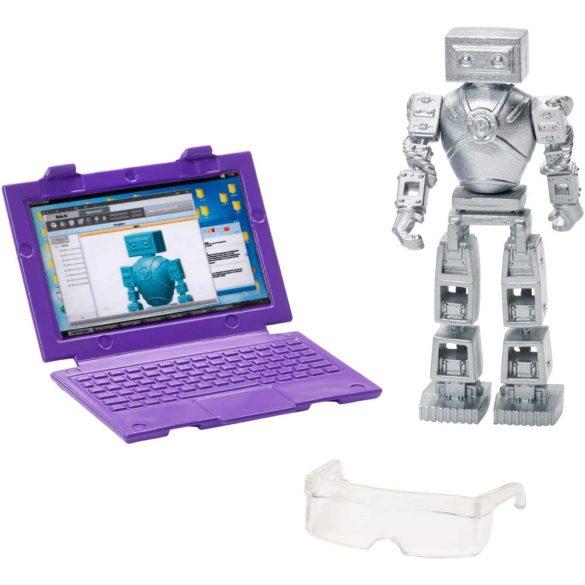 Papusa Barbie Inginer Robotica Robotics Engineer 6