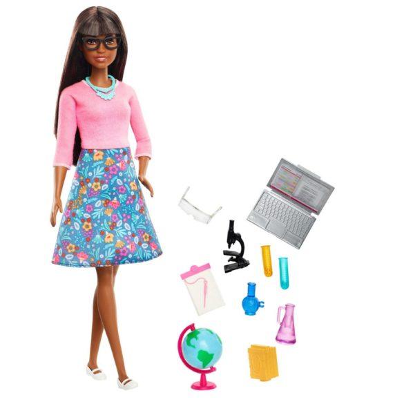 Papusa Barbie Profesoara cu Accesorii 1