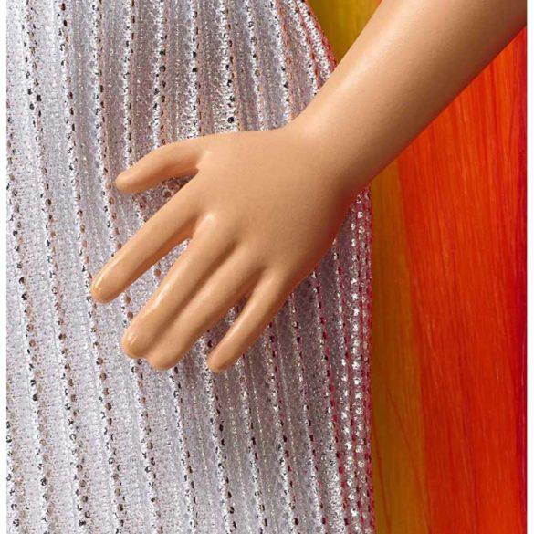 Papusa Barbie cu Par Curcubeu Stralucitor 5