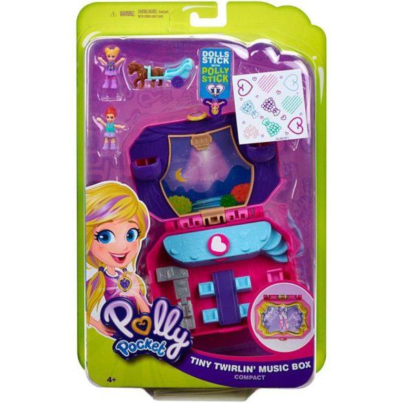 Polly Pocket Pocket World Set de Joaca Cutia Muzicala 9