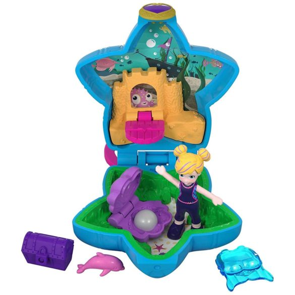 Polly Pocket Set de Joaca Aqua Awesome 1