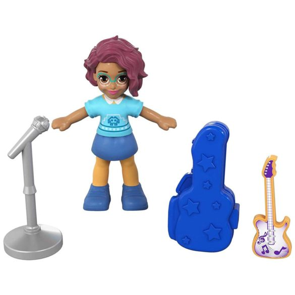 Polly Pocket Set de Joaca Shani la Concert 2