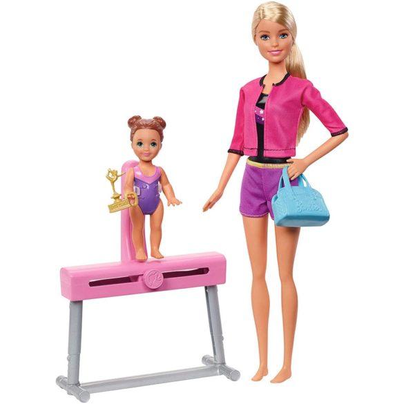 Set de joaca Mattel Barbie Cursul de Gimnastica 1