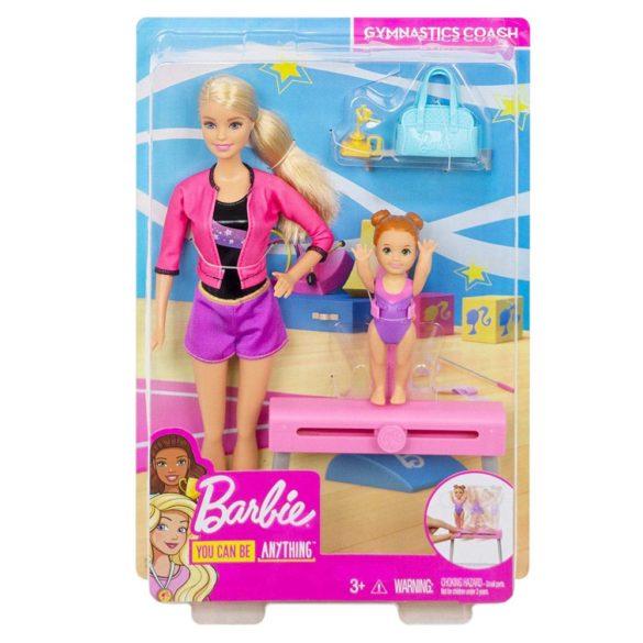 Set de joaca Mattel Barbie Cursul de Gimnastica 6