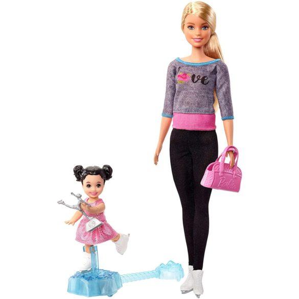 Set de joaca Mattel Barbie Cursul de Patinaj 1