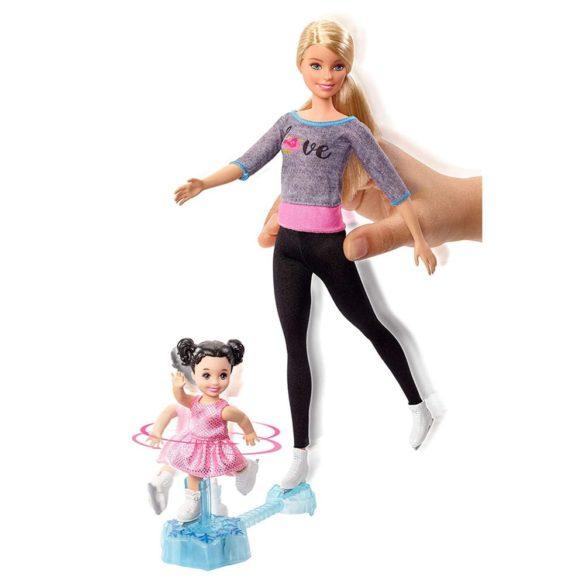 Set de joaca Mattel Barbie Cursul de Patinaj 2