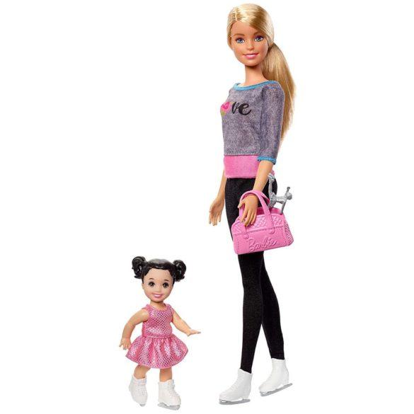 Set de joaca Mattel Barbie Cursul de Patinaj 3