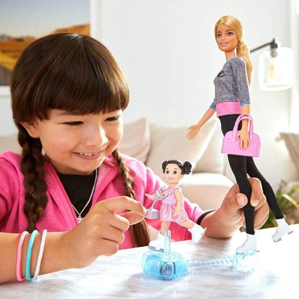 Set de joaca Mattel Barbie Cursul de Patinaj 7