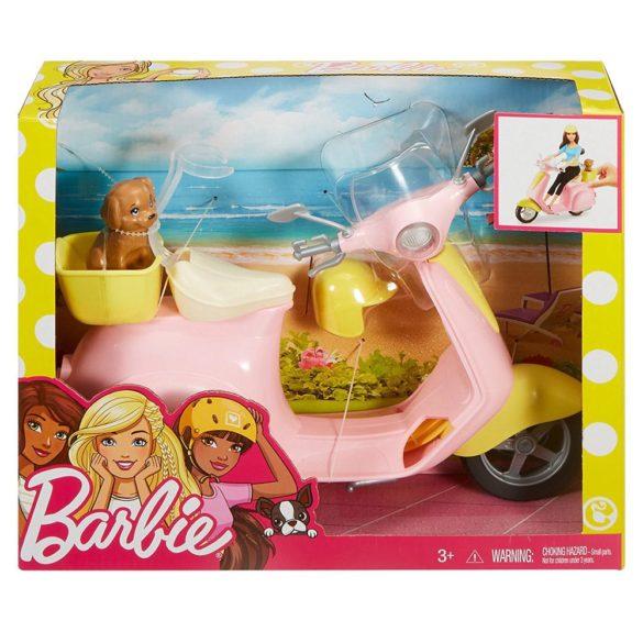 Set de joaca Mattel Barbie Scuter 5