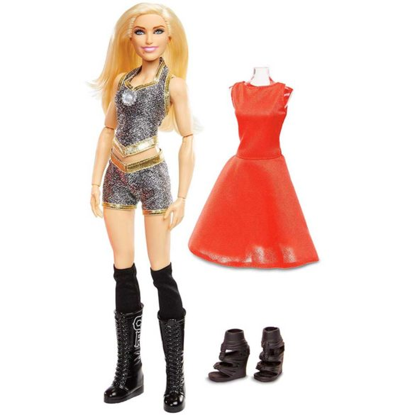 WWE Girls Superstars Papusa Charlotte Flair 1