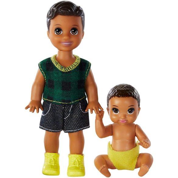 Barbie Skipper Babysitters Set de 2 Fratiori Brunet 2