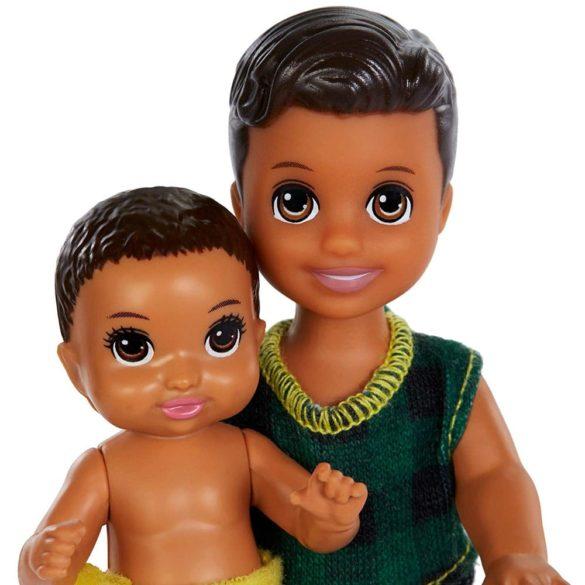 Barbie Skipper Babysitters Set de 2 Fratiori Brunet 4