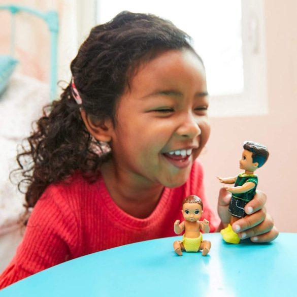Barbie Skipper Babysitters Set de 2 Fratiori Brunet 6